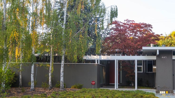 Exterior Paint Colors also Landscape Mid Century Modern further Exterior Residential Architecture as well  on los altos contemporary ranch modern exterior san francisco