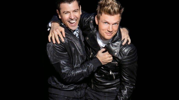 Radio-bsb: Articulo: Nick & Knight': Nick Carter y Jordan Kni...