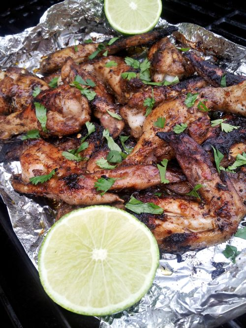 memorial day grilled chicken