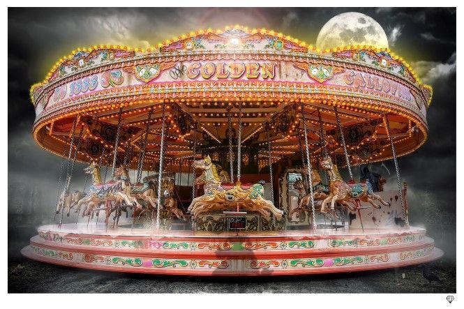 Carousel by JJ Adams