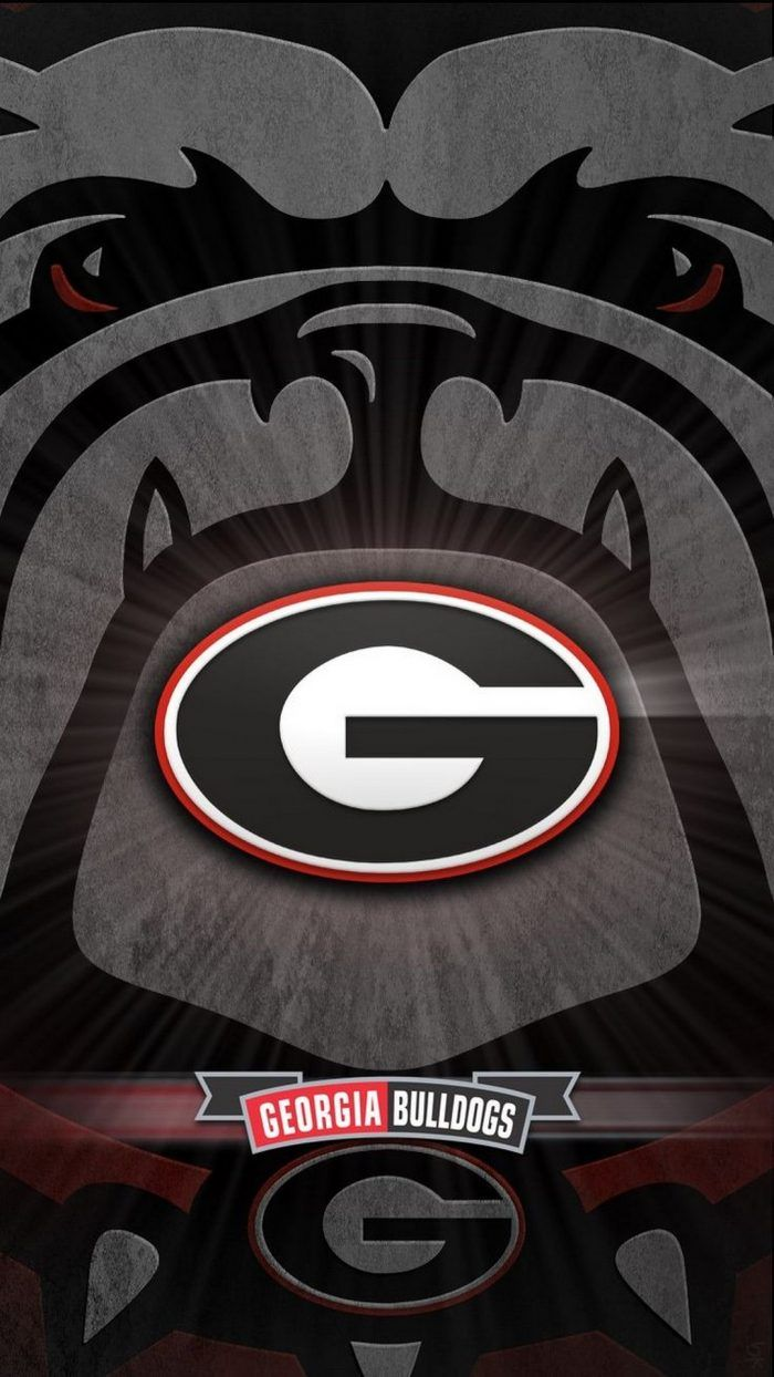 Georgia Bulldogs Iphone Wallpaper Bulldog Wallpaper