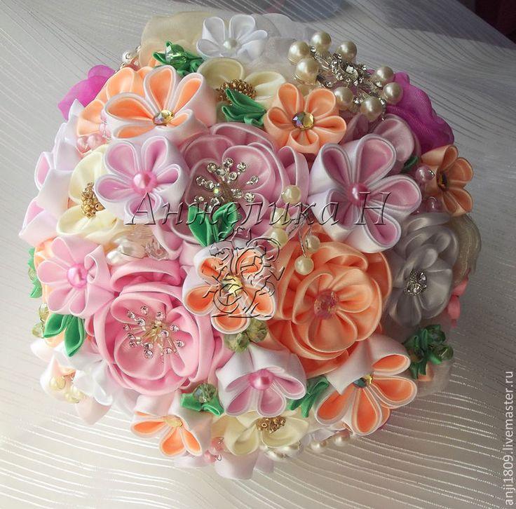 Свадебный букет, букет-дублер 'Аромат цветов'