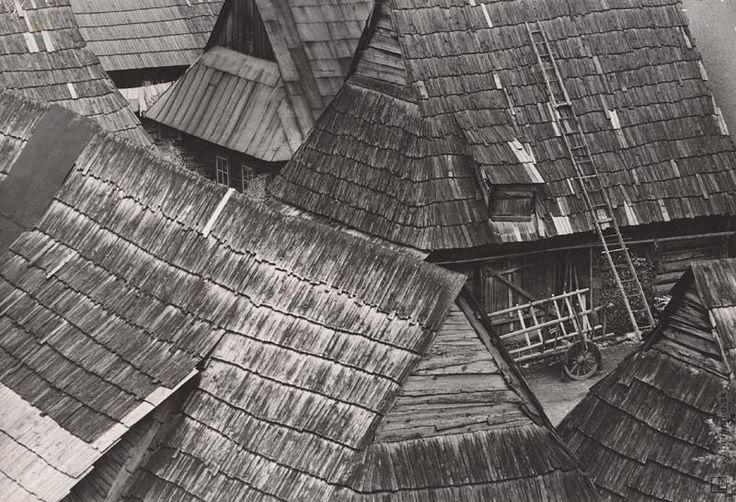 Slovakia,Martin Martinček: Dedina v horách. Drevenice:1964 - 1967