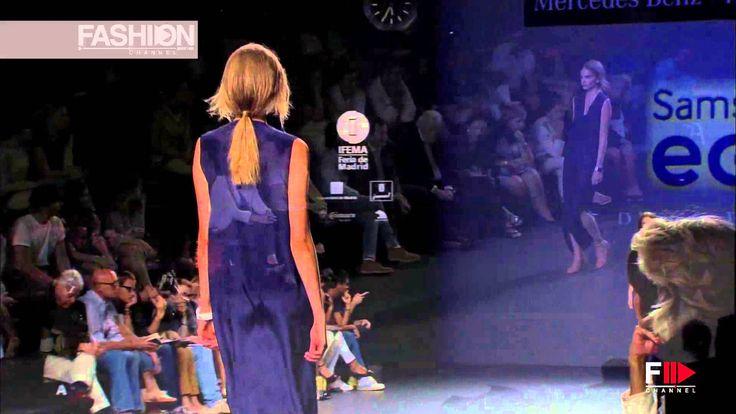 """Fashion Show """"DIEGO ESTRADA"""" Spring Summer 2014 Madrid HD by Fashion Channel"""