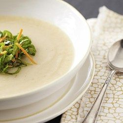 Creamy Turnip Soup - EatingWell.com