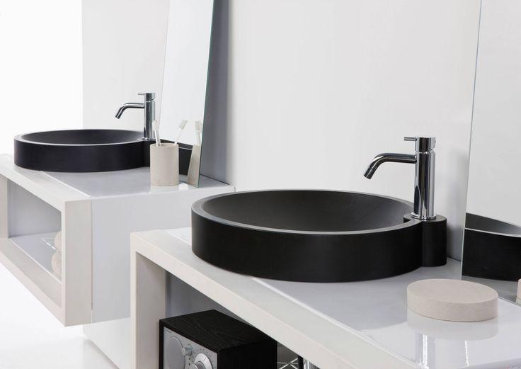 les 25 meilleures id es concernant robinet noir sur pinterest robinets d 39 vier robinet douche. Black Bedroom Furniture Sets. Home Design Ideas