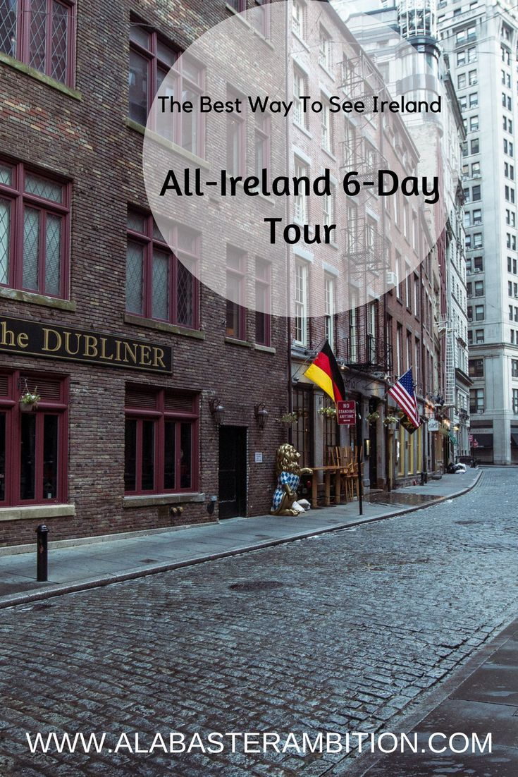 See all the must-see sites in Ireland in 6 days - plus find how how to do it way under budget! #Ireland #Dublin #travel #europe