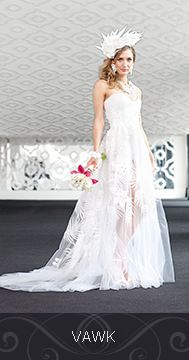 Made by VAWK (Sunny Fong) out of Cashmere Bathroom Tissue for the 2015 White Cashmere Collection Bridal Edition in support of the Canadian Breast Cancer Foundation. The show this year focused on the hottest wedding trends and bridal silhouettes.@VAWKcollection @cashmerecanada  http://vawk.ca/