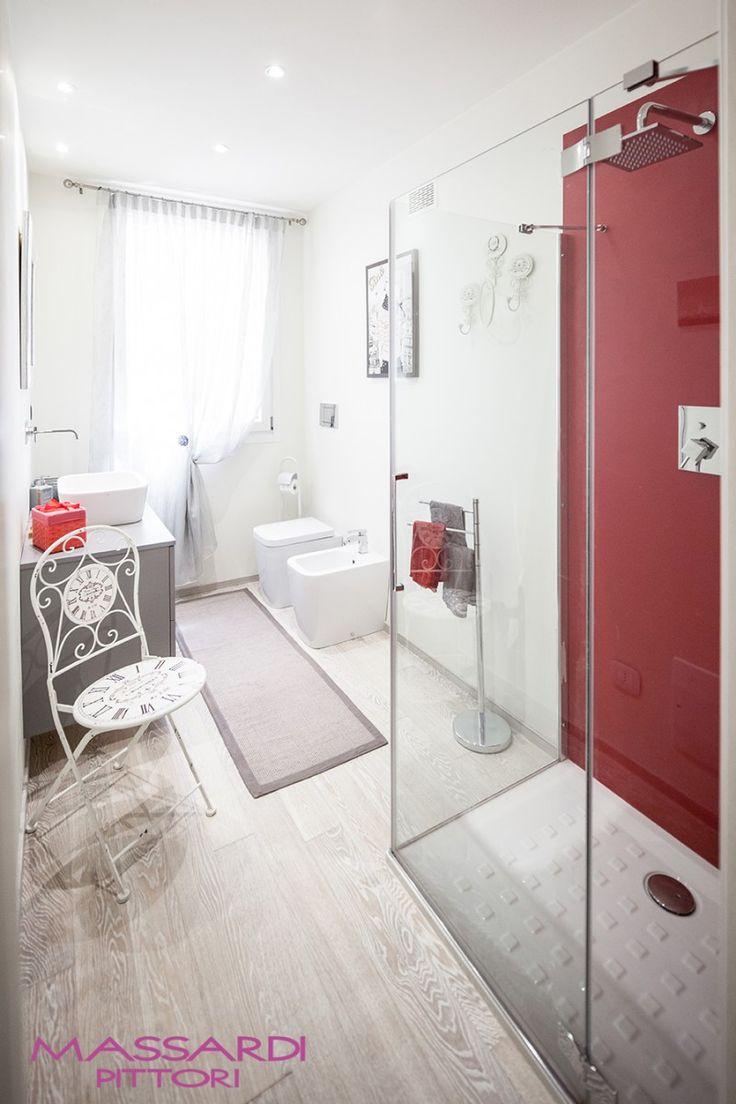 Le 17 migliori idee su pareti per doccia su pinterest - Bagno con resina ...
