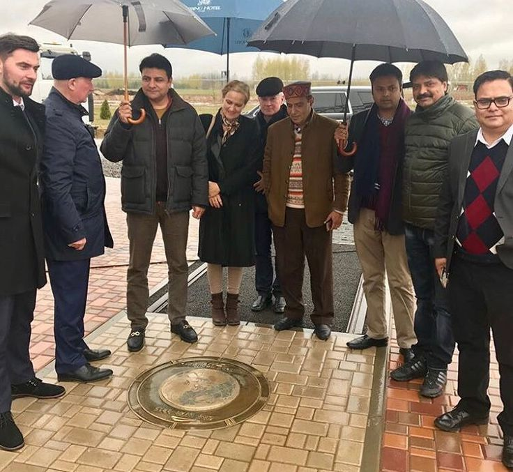Sudhir Sharma visits Belarus to discuss SkyWay construction