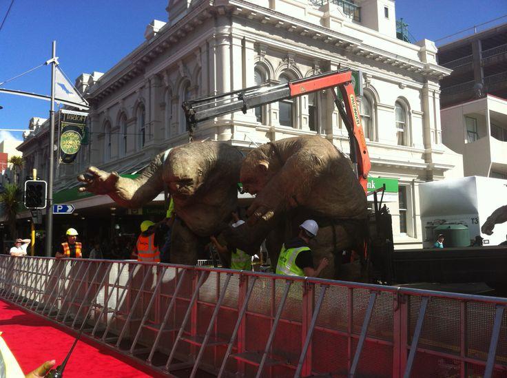 LOTR Premiere - Wellington, New Zealand