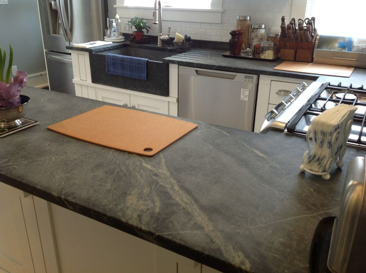 20 Best Historical Natural Soapstone Countertops Images On Pinterest Soapstone Counters