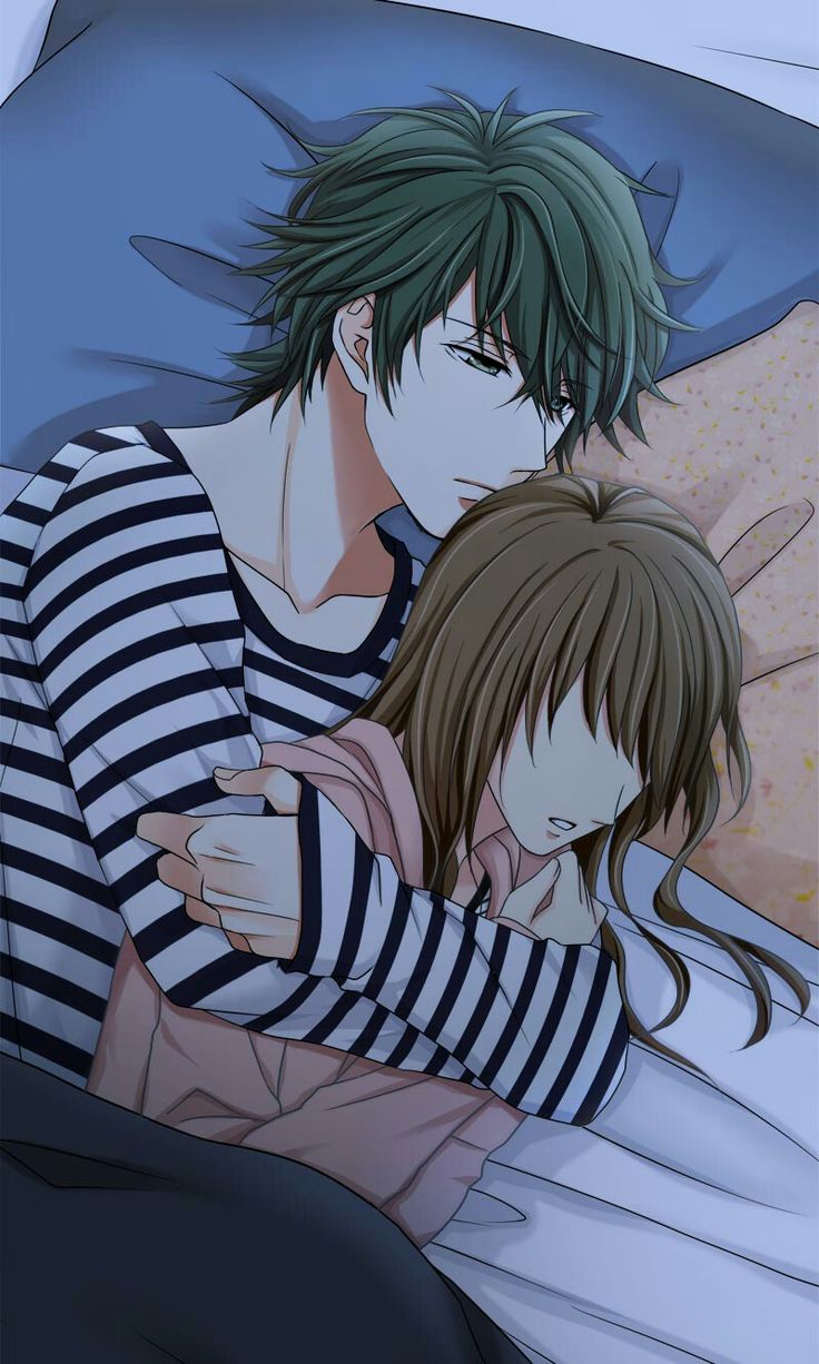 Pin by on anime chicas anime parejas de - Anime couple pictures ...