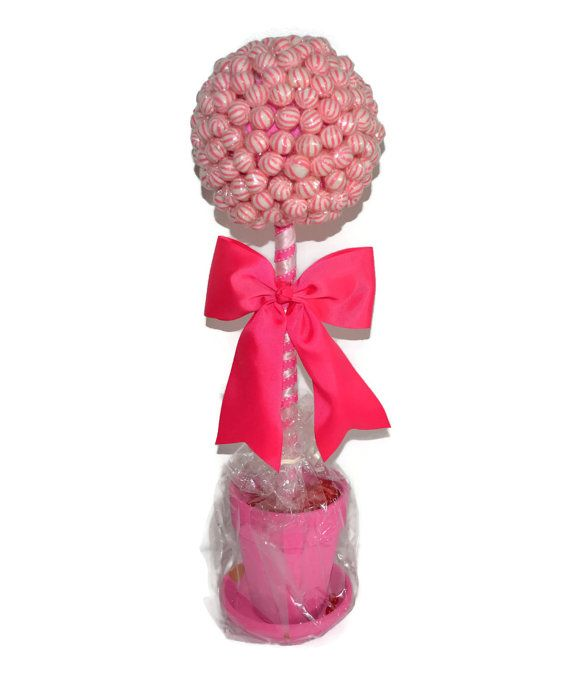 Pink Lollipop Centerpiece : Best pink lollipop wedding images on pinterest