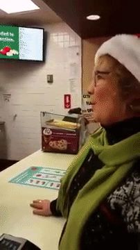 This single mom gets quite a surprise after she serves this old lady. What  From Epicbuzz