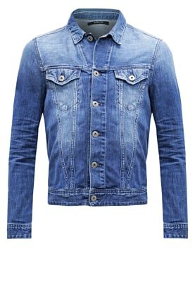 Replay Denim jacket - blue denim for £145.00 (23/03/16) with free delivery at Zalando
