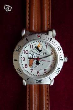 Montre boussole Tintin 1