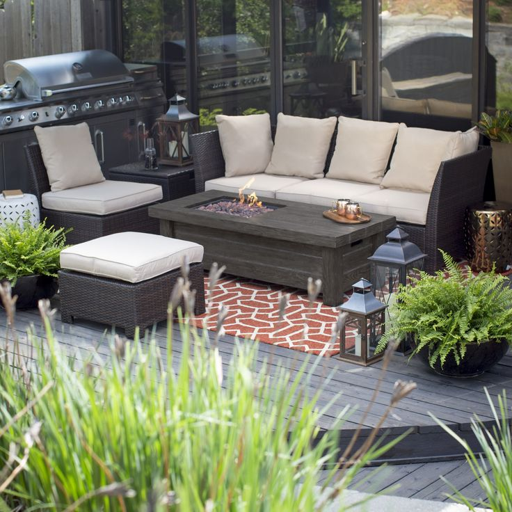 48 best HOUSE Outdoor Sofa sets images on Pinterest
