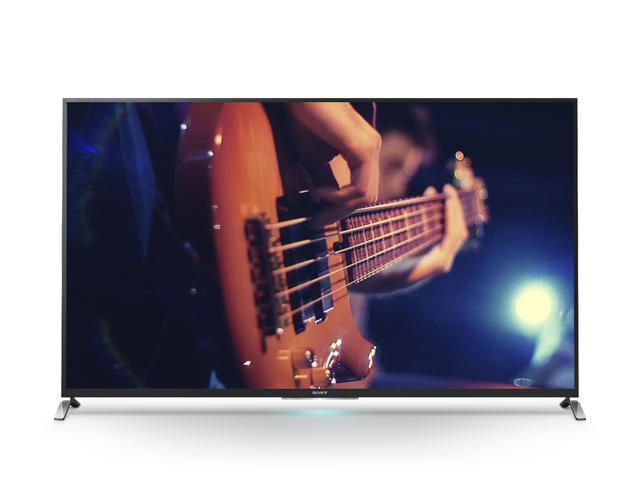 Sony XBR-65X950B: Preview - CNET