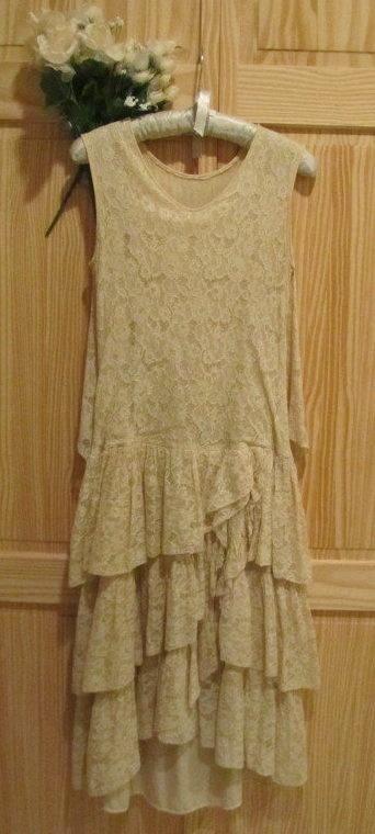 1920's Flapper dress: Dresses Lancier