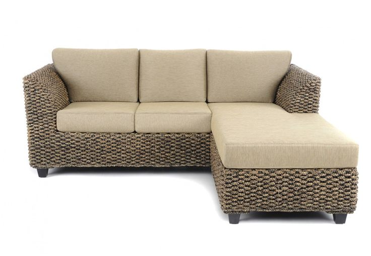 Fiji 3 Seater Sofa with Chaise | Super A-Mart