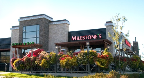 "Milestone's Grill and Bar (For Valentines) ! I just entered another "" MILESTONES "" - Winter Craving - Giveaway - CONTEST !  (Only if Milesstones could work real mircles, eh) ?"