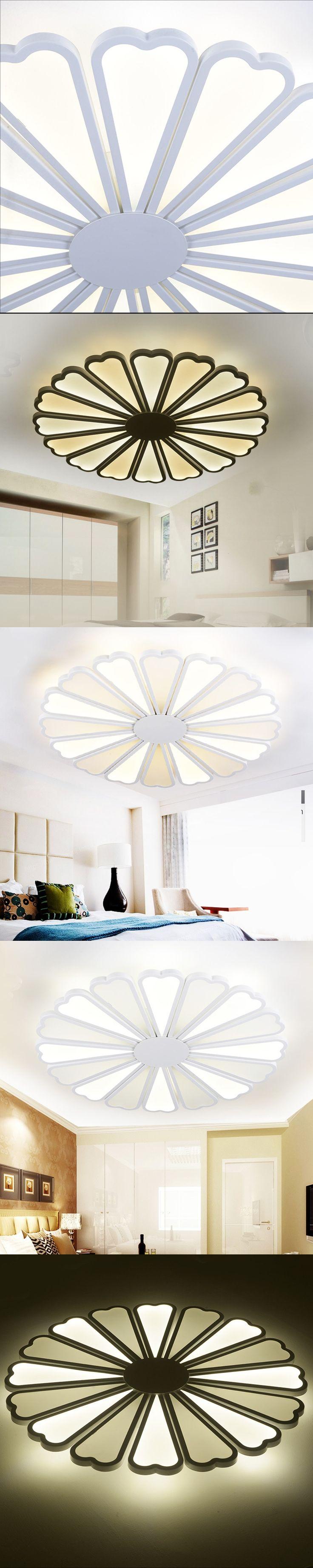 acrylic ceiling lights 160w led living room lamp modern lamparas de techo luminaire deckenleuchten ceiling lighting fixtures