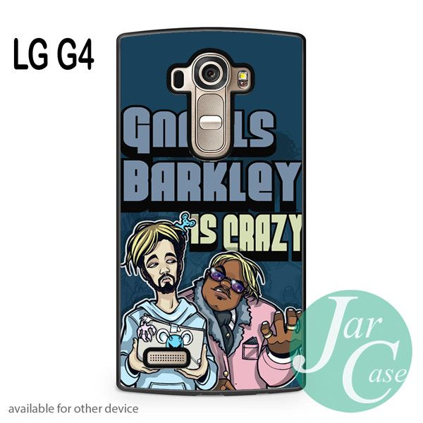 Gnarls Barkley Is Crazy Phone case for LG G4 and other cases