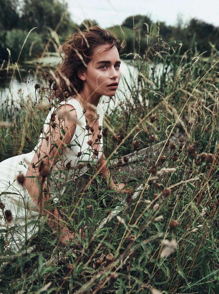 2015 - Dior Magazine - 2015 diormag 008 - Adoring Emilia Clarke - The Photo Gallery