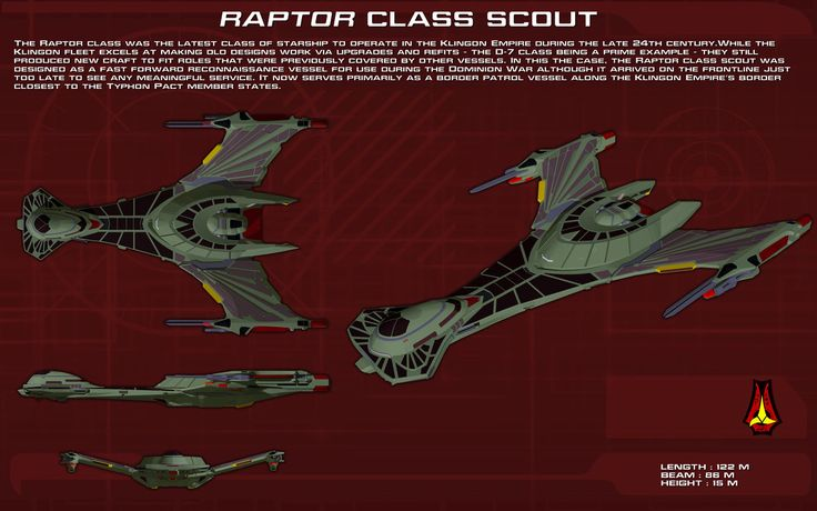 Raptor class scout ortho [New] by unusualsuspex - TNG era I know, but a nice looking vesel none the less. Could be a NX refit.