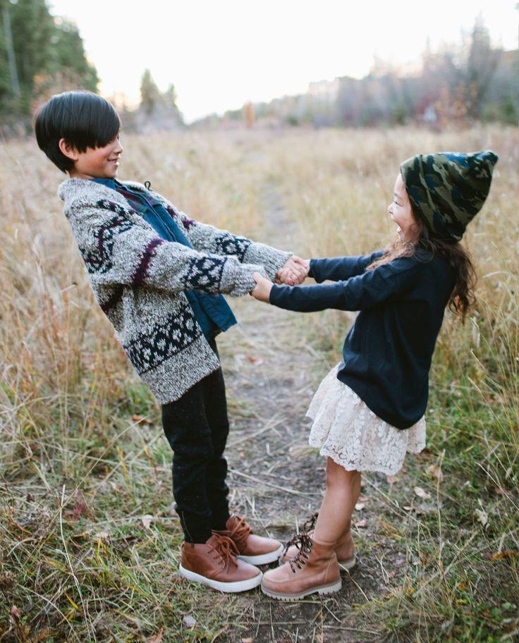 Kids Fall Style
