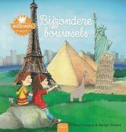 Wil je alles weten over bijzondere bouwsels in de wereld? Hoe werden piramides gebouwd? En kastelen? Wie heeft de Eiffeltoren gebouwd? En hoe hoog is die toren? Weet je welk gebouw het hoogste ter wereld is? En welk gebouw een beetje scheef staat? Deze en vele andere vragen worden in dit boek beantwoord. Je vindt ook een leuke strip, een liedje, een knutselpagina en een uitklappagina. Dankzij de miniquiz word jij een echte gebouwenexpert!