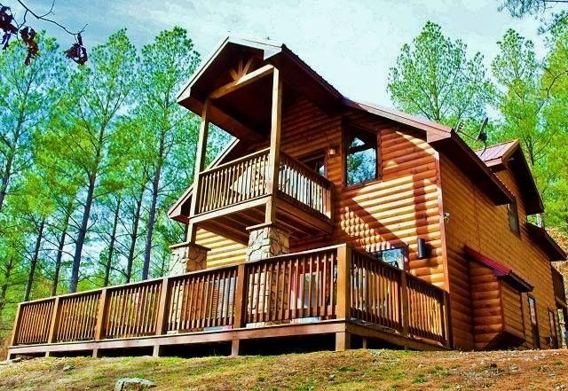 6. Beaver's Bend LUXURY Cabin Rental: Broken Bow