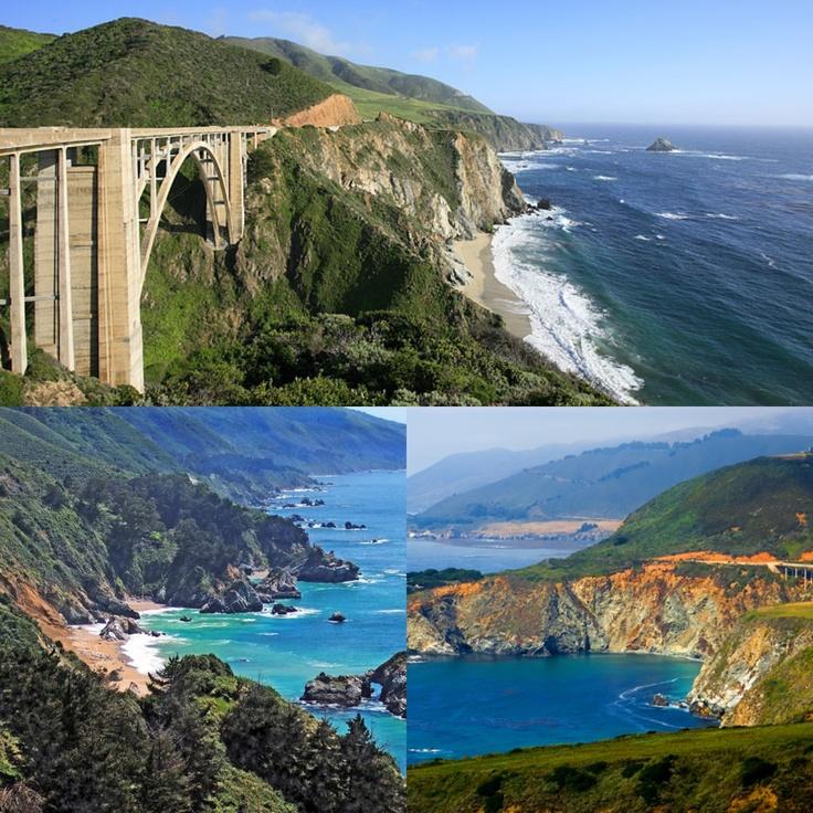 Beautiful Big Sur California Beautiful Landscapes