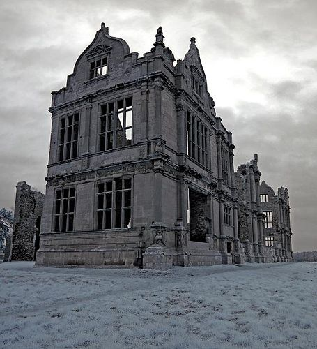 Castle or stately home?