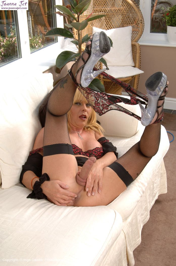 The Official Website Of Shemale Pornstar Joanna Jet | Preview Gallery - Waiting for Holly | www.joannajet.com