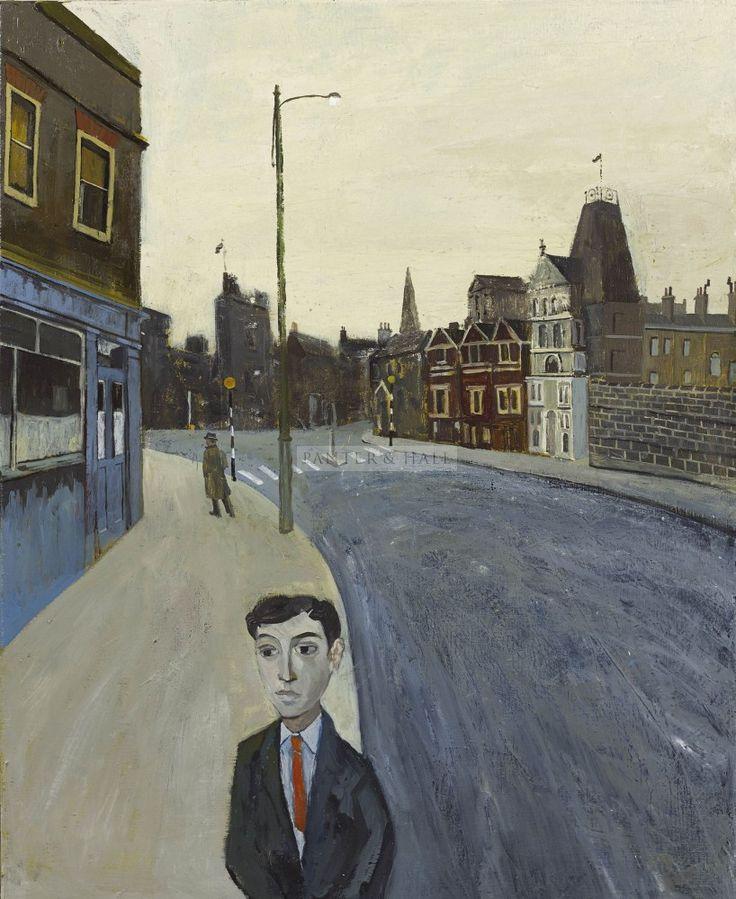 Simon Quadrat The Empty Street
