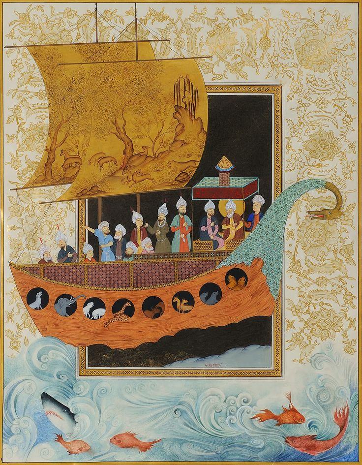Haydar+Hatemi+Stories+of+the+Messengers+9.jpg (1200×1542)