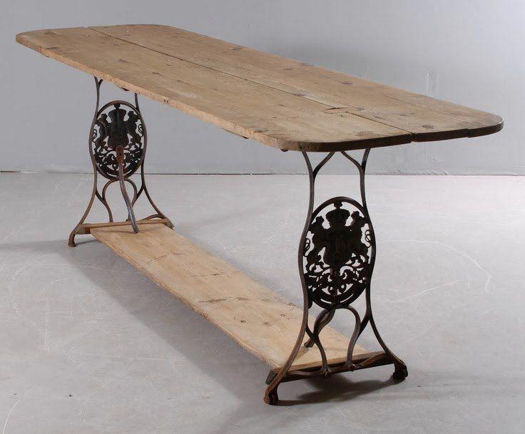 обеденный стол Зингер