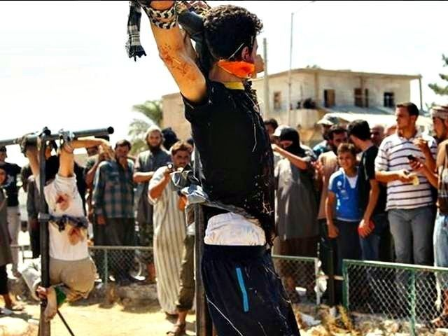 ISIS has crucified, tortured 1000's of Christians in Iraq & Syria. The West has turned a blind eye on Christian refugees.