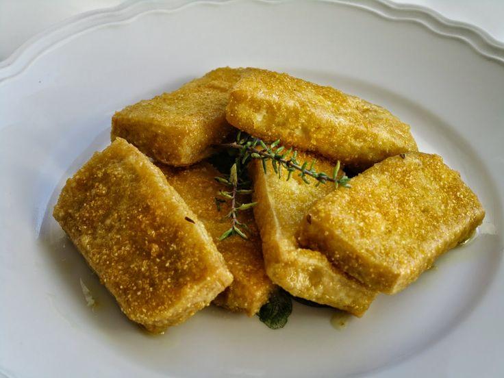 Tofu al limone e timo thescottishtomato.blogspot.com