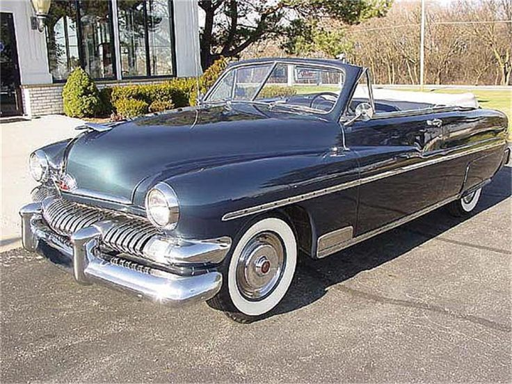 Tripical Auto Carriers Inc Here is how we Roll. #LGMSports move it with http://LGMSports.com 1951 Mercury Convertible