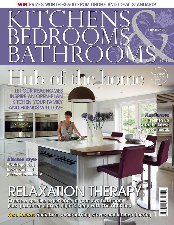Pics On Kitchens Bedrooms u Bathrooms magazine February