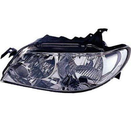 2003 Mazda Protege 5 Left Driver Side Head Light Lens And Housing Hatchback With Aluminum Bezel Ma2518106