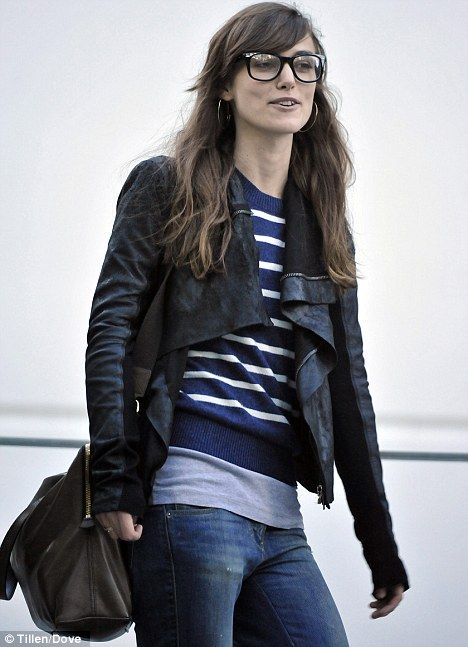 Love it. Want the leather jacket. Real bad.
