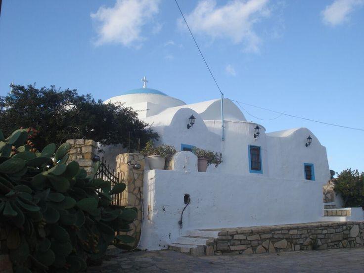 Church of Panagia Tou Xarou, Lipsi