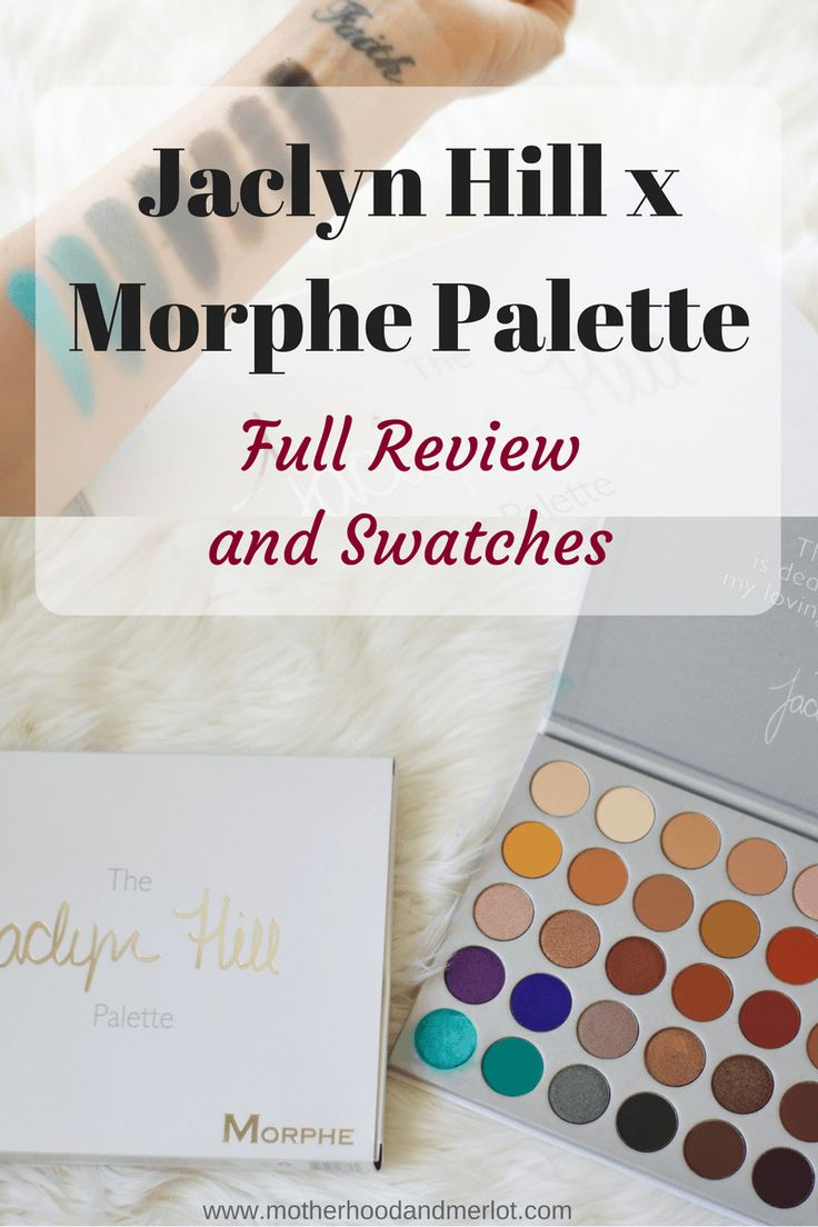 Are you swooning over the Jaclyn Hill and Morphe palette too? Come check out a full review with swatches and a look using the palette.