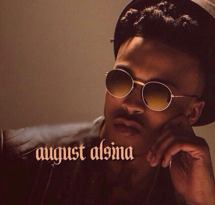 August Alsina Quote About Street Life In Picture: 234 Best August Alsina Images On Pinterest