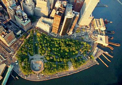 Battery Park Nyc Battery Park City Pinterest