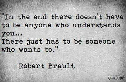 ...and someone who already does, and even understands you better than you do yourself